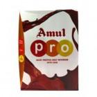 Amul PRO Refill Whey Protein Malt 500g