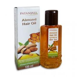 Patanjali Hair Oil Almond