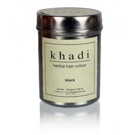 Khadi Hair Colour - Black 150g