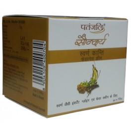 Patanjali Skin Cream - Swarn Kanti Fairness Cream 15g