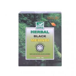 Khadi Hair Colour Mehndi - Black 100g