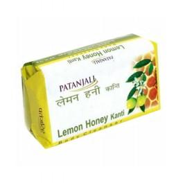 Patanjali Soap Kanti - Lemon Honey 75g