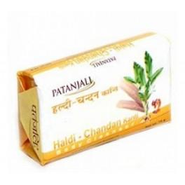 Patanjali Soap Kanti - Haldi Chandan 150g