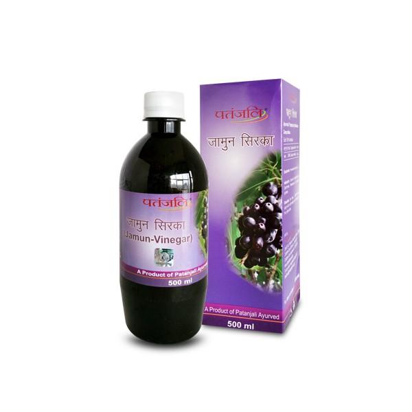 Patanjali Jamun Vinegar 500ml