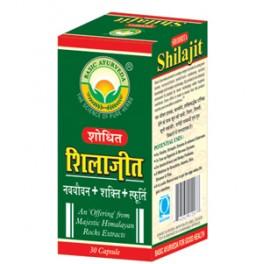 Basic Ayurveda Shodhit Shilajit