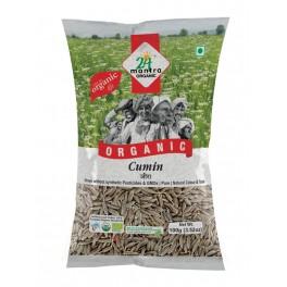 24 Mantra Organic Spices - Cumin Whole 100g