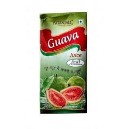 Patanjali Fruit Juice - Guava 1L