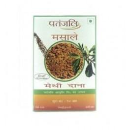 Patanjali Spices - Fenugreek Whole 100g