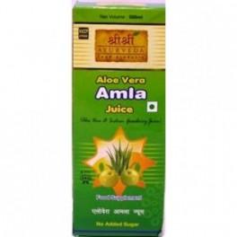 Sri Sri Ayurveda Amla Aloe Vera Juice