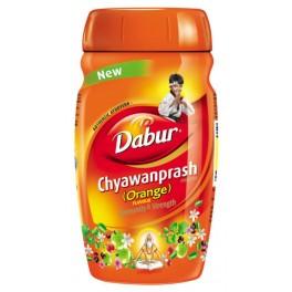 Dabur Chyawanprash Orange Flavour  500g
