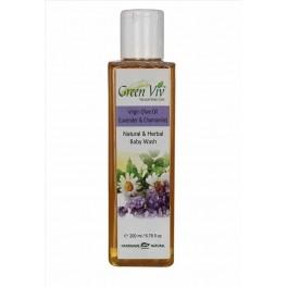 Greenviv Natural & Herbal Face Wash - Tea Tree & Neem