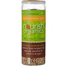 Nourish Organics Active Sunflower Seeds