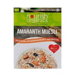 Nourish Organic Amaranth (grain) Muesli