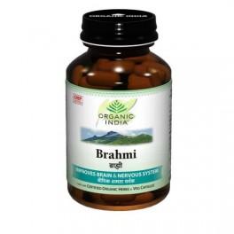 Organic India Brahmi Capsule