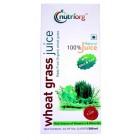 NutriOrg Wheatgrass Juice