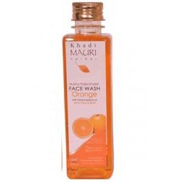 Khadi Orange Face Wash