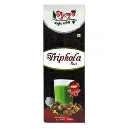 Gurukul Triphala Ras 500ml