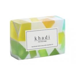 Khadi Soap - Mixed (Assorted) Fruit 125g