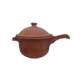 Clay Sauce Pan Size (1L)