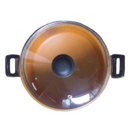 Earthen Bowl Large for Serving - Premium(Size -2.5L)