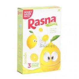 Rasna Fruitfun Lemon, 120 gm Carton