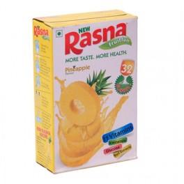 Rasna Fruitfun Pineapple Flavour, Carton