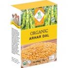 Real Life Organic Dal - Arhar 1kg