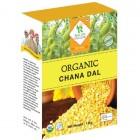 Real Life Organic Dal - Chana 1kg