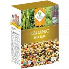 Real Life Organic Dal -  Mix (Pachrangi) 1kg
