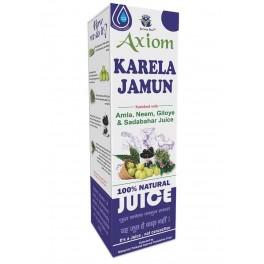 Axiom Karela Jamun Juice 500ml