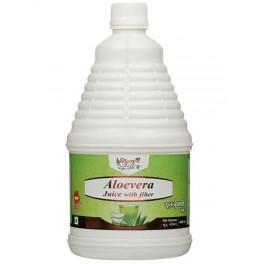 Gurukul Aloe Vera Juice with Fiber 1L