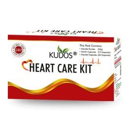 Kudos Heart Care Kit