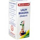Baidyanath-  Lauha Bhasma 10g