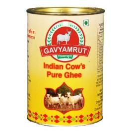 Parthvimeda Gavyamrut Desi Cow Ghee 1L