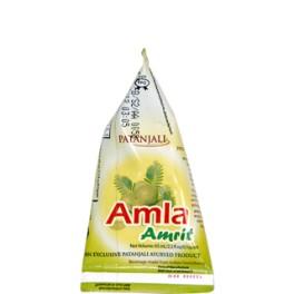 Patanjali Fruit Juice Sache - Amla Amrit 65 ml