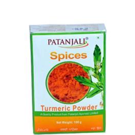 Patanjali Spices - Turmeric Powder 100 g