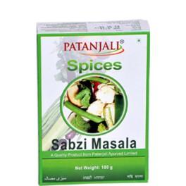 Patanjali Spices - Sabzi Masala 100 g