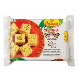 Haldiram Soan Papdi Coconut Flavour 250GM