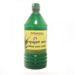 Patanjali Aloe Vera Juice - Plain