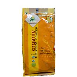 24 Mantra Organic Spice - Turmeric Powder 100g