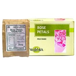 Vedantika Instant Milk Shake - Rose Petals
