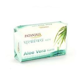 Patanjali Soap Kanti - Aloe Vera