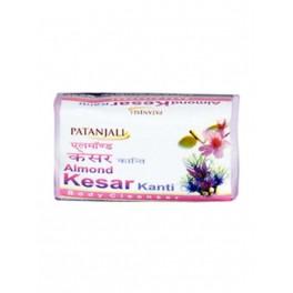 Patanjali Soap Kanti - Almond Kesar