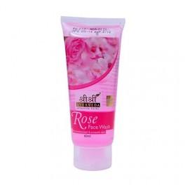 Sri Sri Ayurveda Face Wash - Rose 60ml