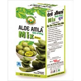Basic Ayurveda Aloe Amla Mix Juice 500ml